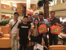 Meeting with Scrub Daddy group