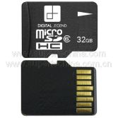 Supertechina (Shanghai) Electronic Co., Ltd. will provide Micro SDHC card