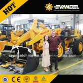 Brazilian Client Visited Changlin Factory for Wheel Loader ZL30H