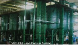 LEAD ACID MAKING