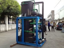 2012 New Project of 2 sets of 20 tons tube ice macine in Beihai, Guangxi