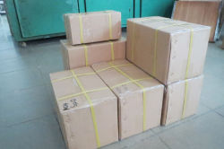 Manufacturing step --- Packing