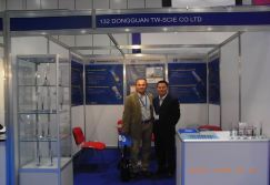 ECOC Exhibition in London