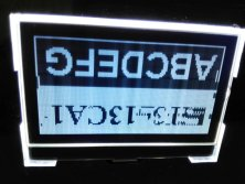 New customerized VA lcd module