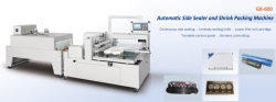 Automatic Side Sealer Shrink Packing Machine