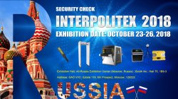 INTERPOLITEX 2018 In Russia