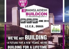 5th International Expo Bangladesh Buildcon 2019