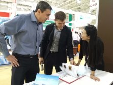 NOV 21 to NOV 25 office furniture exhibition in Moscow,2016.