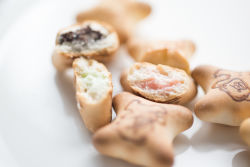 biscuit samples from our Biscuit machine