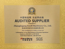 a SGS Verified Company