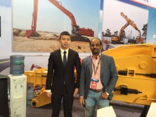 2016 Shanghai Bauma Exhibition