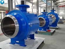 Fully Welded Ball Valves from Russia Marketing