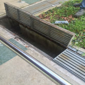 Singpore Hot Sale Galvanized Trench Cover