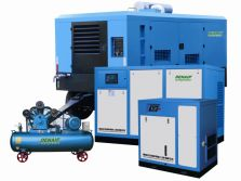 3 basic technical parameters of air compressor