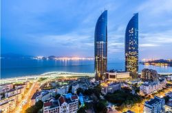 Xiamen City Scenery