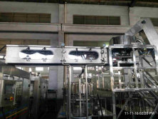 Cap Sterilization machine