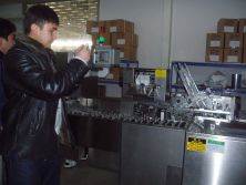 Automatic pharmaceutical packing machinery & cartoning machine