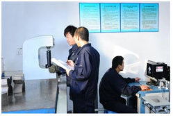 Standard specification testing machine