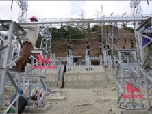 MEGATRO SUBSTATION FRAMEWORK at our client site