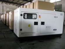 12 Foton-Isuzu Generators Ship to Egypt