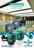 Topmount and sidemount sand filter