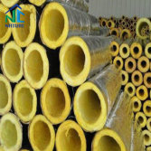 Rock wool tube loading for exporting