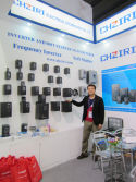 CHZIRI Electrical attendend the Canton Fair 2
