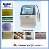 V280 Most economical batch code and expiry date inkjet printing machine