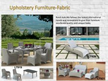 Upholstery furniture-fabric