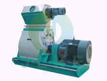 Crushing process(Hammer mill)