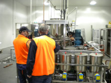 """YINRICH"" Jelly depositing line is installed in Australia"