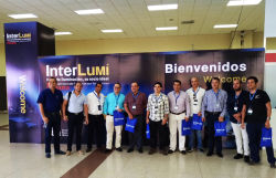 7.6-7.8, INTER LUMI EXHIBITION, PANAMA, 2016