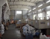 Injection Moulding Plant