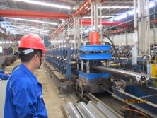 cold forming production line