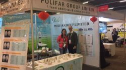 2017 Polifar at Africa EXPO