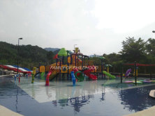 Water Playground Equipment