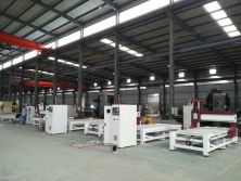 workshop for make woodworking cnc router