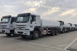 15 Units Water Tanker to Ghana