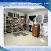 Company sample room