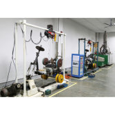 Frame Vibration Testing Machine