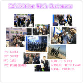 Exhibition With Customers