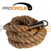 Crossfit High Quality Gym Training Climbing Rope with Hook (PC-PR1005-1008)