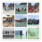 WONDERFUL TRIP TO PHUKET ISLAND AND KRABI ISLAND IN THAILAND OF GAMERGEAR