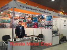 Russia Exhibitation