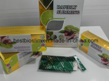 Rapidly Slimming Pills Box Bottle Weightloss Capsules Diet Pills