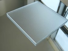 Solar Glass surface Exhibition