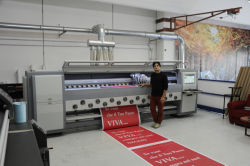 flex banner printing samples from our Italy Customer