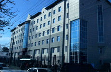 Russia Building