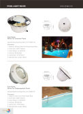 LED POOL LIGHT FACTORY