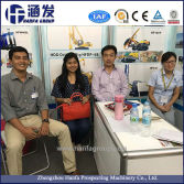 Hanfa Group participated international construction fair in the Philippines